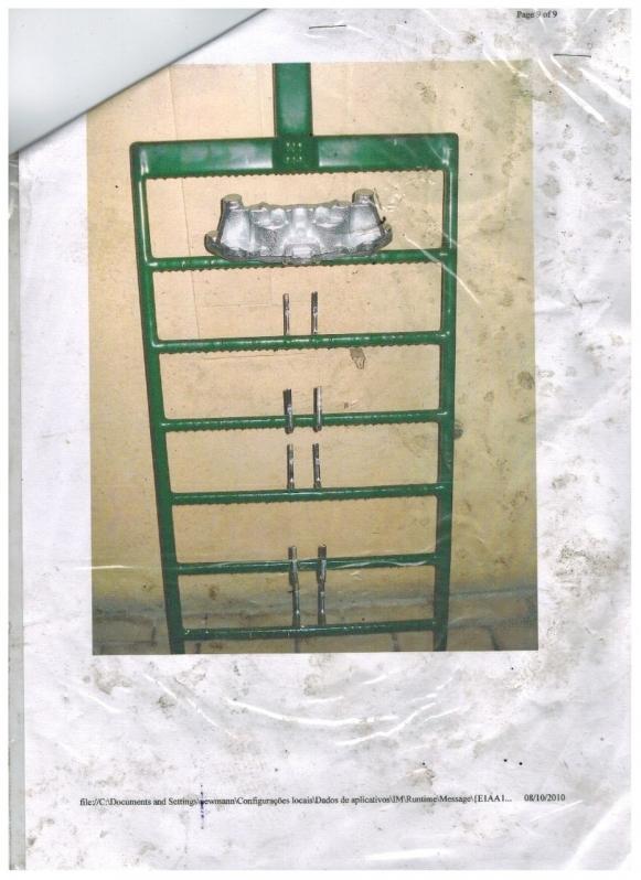 Anodização Alto Brilho Curitiba - Anodização Colorida