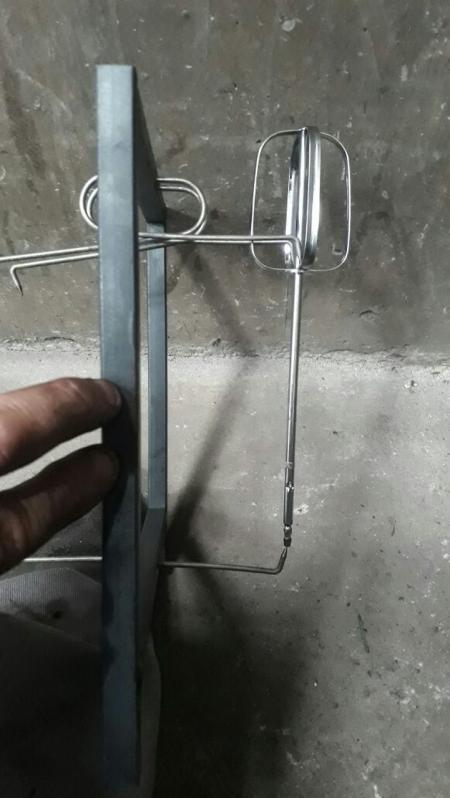 Fabricante de Gancheira com Trava Rio de Janeiro - Gancheira Dupla