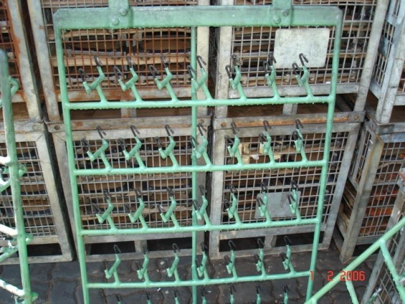 Fabricante de Gancheira Universal Rio Branco - Gancheira Universal