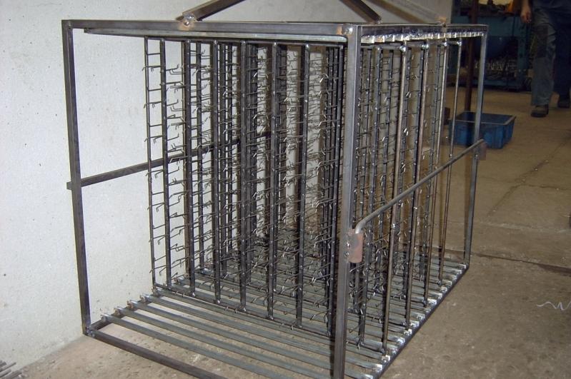 Forfatizações de Metais Ferrosos Curitiba - Fosfatização Alumínio