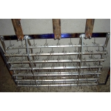 anodização do alumínio Cuiabá
