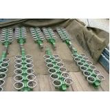 fosfatização de facas