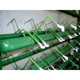 gancheira para linha de cromeação automática Rio Branco