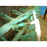 Gancheiras para Linha de Plástico Abs