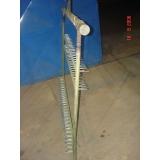 gancheiras para linha de zincagem automática