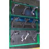 gancheiras para linha de cromeação automática cotação de Minas Gerais