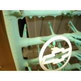 gancheiras para linha de plástico abs cotação de Ceará