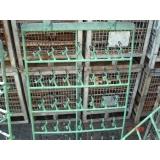 gancheiras para linha de zincagem automática cotação de Minas Gerais