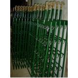 gancheiras para linha de zincagem automática Alagoas