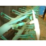 valor de zincagem de tubos Alagoas