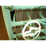 zincagem de tubos